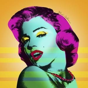 Marylyn Monroe by Mark Ashkenazi