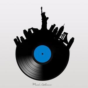 NYC record by Mark Ashkenazi