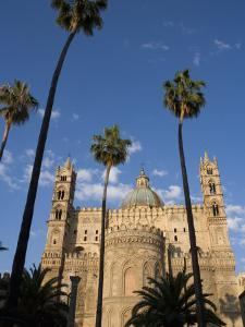 Cathedral, Palermo, Sicily, Italy, Europe by Mark Banks