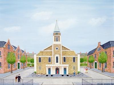 Grosvenor Chapel, London by Mark Baring