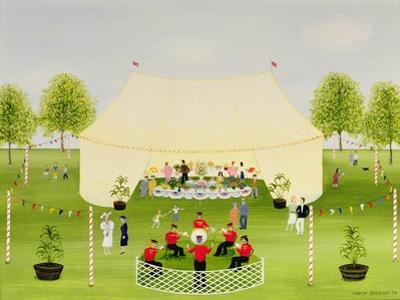 The Garden Party by Mark Baring