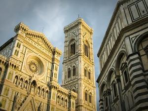 Facade of Santa Maria del Fiore by Mark Bolton