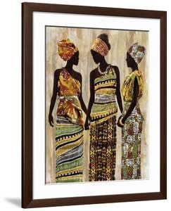 African Beauties by Mark Chandon