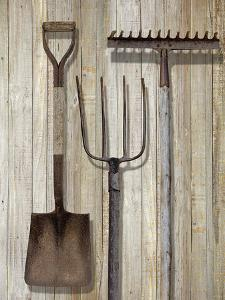 Agricultural Instruments by Mark Chandon