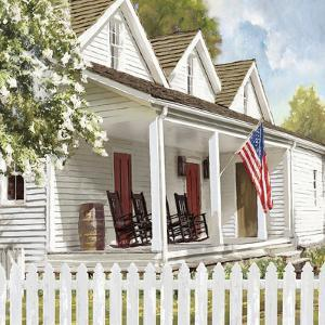 American Porch by Mark Chandon
