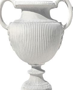 Antique Urn by Mark Chandon