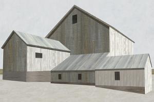 Architectonic Barn by Mark Chandon