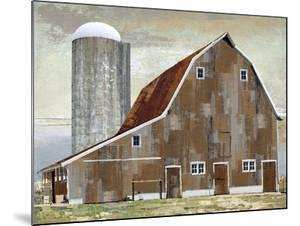 Barn Silo - Abilene by Mark Chandon