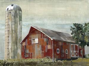 Barn Silo - Tulsa by Mark Chandon
