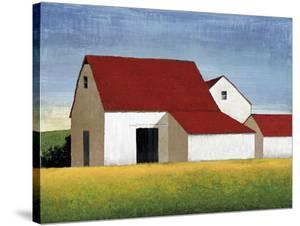 Building Block - Barn by Mark Chandon