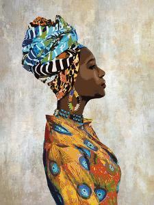 Chic Portrait - Aaliyah by Mark Chandon