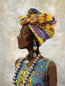 Chic Portrait - Etana by Mark Chandon