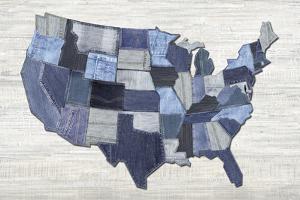 Denim States by Mark Chandon