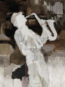 Jazz Sax by Mark Chandon