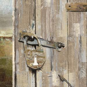 Long Barn - Barn Door by Mark Chandon