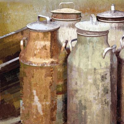 Long Barn - Dairy by Mark Chandon
