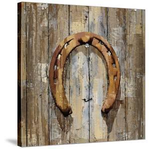 Long Barn - Horseshoe by Mark Chandon