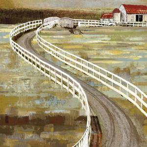 Long Barn - Meander by Mark Chandon