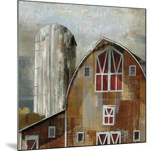 Long Barn - Silo by Mark Chandon