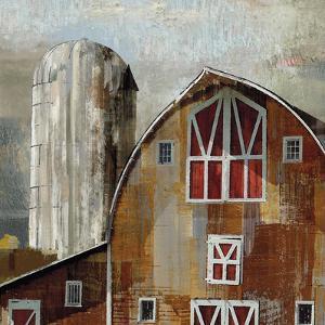 Long Barn - Silo by Mark Chandon