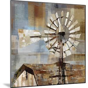 Long Barn - Windmill by Mark Chandon