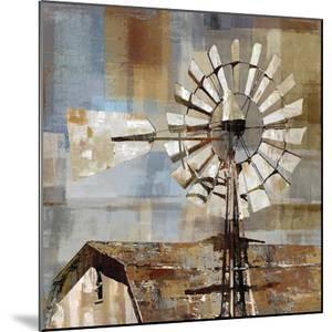 Long Barn - Windmill by Mark Chandon
