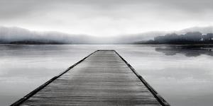 Peaceful Walkway by Mark Chandon