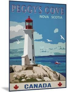 Peggy's Cove, Canada by Mark Chandon