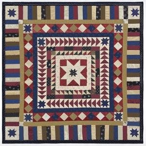 Quilting Club - Evie May by Mark Chandon