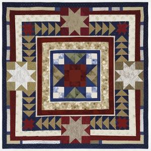 Quilting Club - Mary Lou by Mark Chandon