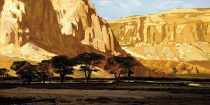 Rocky Ridge by Mark Chandon