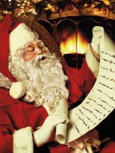 Santa's List by Mark Chandon