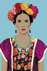 Senora Con Las Flores by Mark Chandon