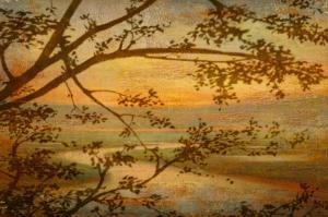 Tranquil Landscape by Mark Chandon