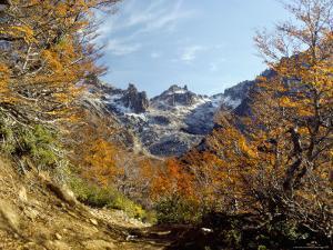 Cerro Catedral, Bariloche, Argentina, South America by Mark Chivers