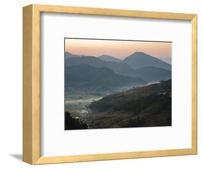 Farm Land, Pokhara Valley, Gandak, Nepal, Himalayas, Asia