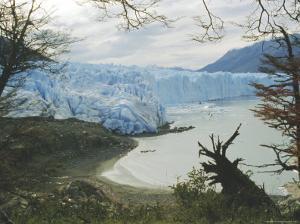 Glacier, Perito Moreno, Argentina, South America by Mark Chivers