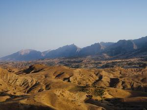 Hills Near the Town of Arbat, Iraq, Middle East by Mark Chivers