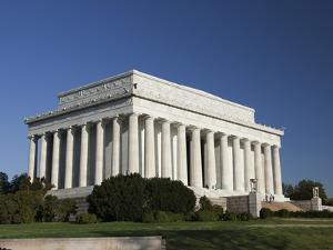 The Lincoln Memorial, Washington D.C., United States of America, North America by Mark Chivers
