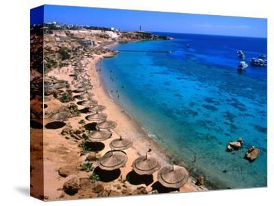 Blue Waters and Coral Reefs of Ras Um Sid, Sharm El-Sheikh, Egypt
