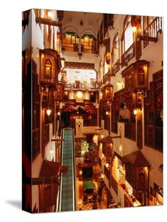 Ghani Palace Hotel Shopping Complex Interior, Kuwait