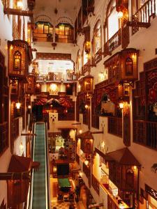 Ghani Palace Hotel Shopping Complex Interior, Kuwait by Mark Daffey