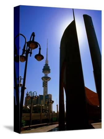 Safat Square Monument and Communications Tower, Kuwait