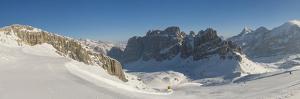 Hidden Valley Ski Area, Armentarola 101, Lagazuoi, Dolomites, Dolomites, Italy by Mark Doherty