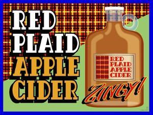 Apple Cider Crate Label by Mark Frost