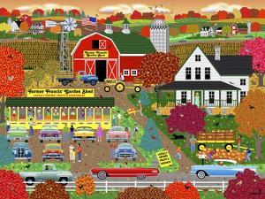 Autumn Harvest by Mark Frost