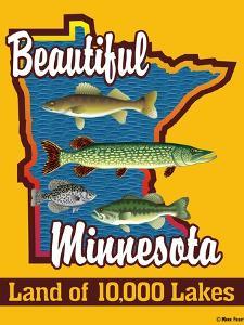 Beautiful Minnesota by Mark Frost