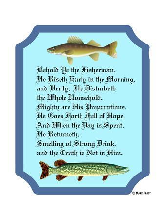 Behold Ye the Fisherman