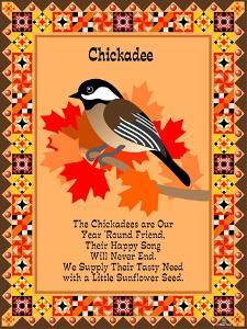 Chicadee Quilt by Mark Frost