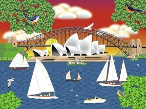 Dream of Sydney by Mark Frost